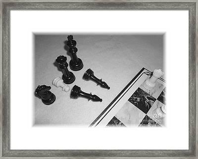 Bergdahl 5 For 1 Framed Print