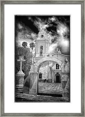 Bernal Church Framed Print