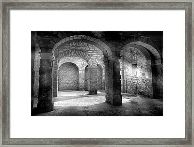 Berrio Rooms Framed Print