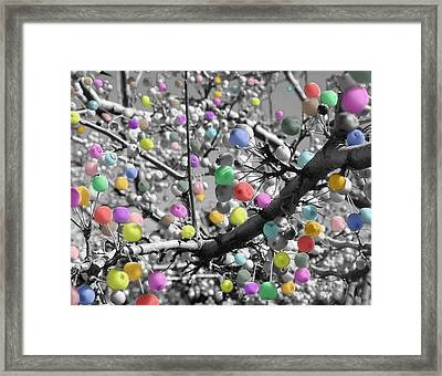 Framed Print featuring the photograph Berry Fantasy   by Raymond Earley
