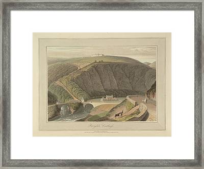 Berrydale Harbour Framed Print by British Library