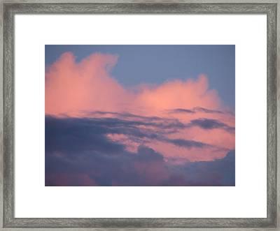 Bespin Framed Print