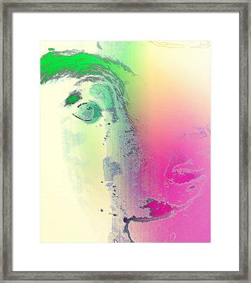 Have You Learned Everything You Need To Know About The Importance Of Transparency  Framed Print