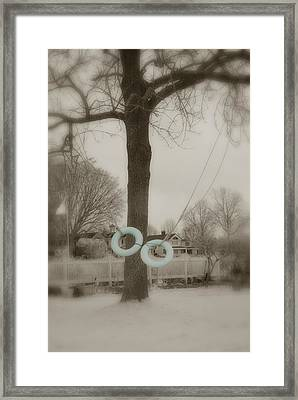Best Friends Framed Print by Joann Vitali