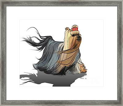 Best In Show Framed Print by Catia Cho