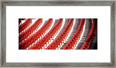 Best Seats In The House Framed Print by Jim DeLillo