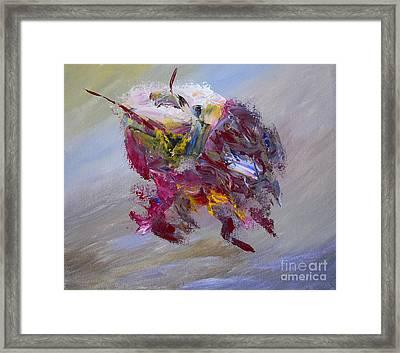 Betelgeuse Framed Print
