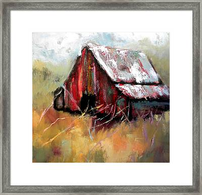 Bethel Road Framed Print by Lisa Moore