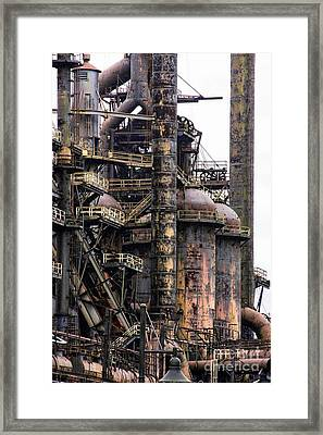 Bethlehem Steel Series Framed Print