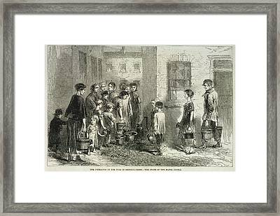 Bethnal Green Framed Print by British Library