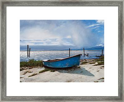 Better Days Framed Print by Rick McKinney