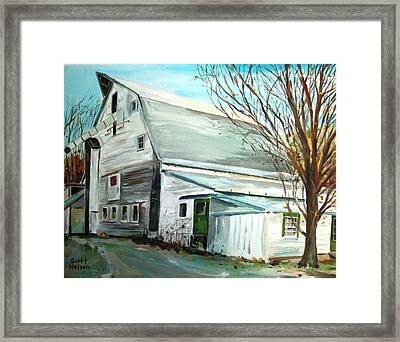 Better Days Framed Print by Scott Nelson