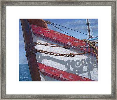 Better Days Framed Print by Tanja Ware