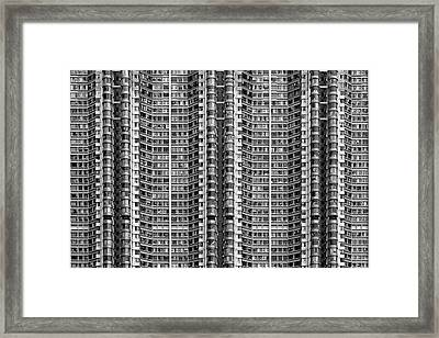 Better Know Where Your Flat Is Framed Print