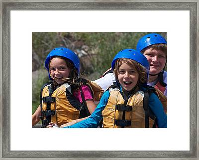 Better Than The Schlitterbahn Framed Print