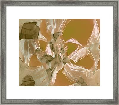 Between Framed Print by Irma BACKELANT GALLERIES