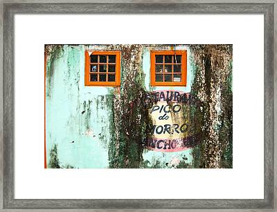 Between Time Marks Limited Edition 1 Of 1 Framed Print