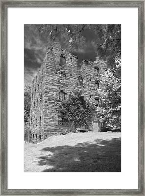 Beverly Mill Framed Print