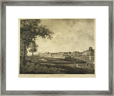 Bewdley And Surrounding Countryside Framed Print by British Library