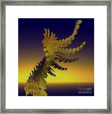Bewitching Framed Print by Gail Matthews