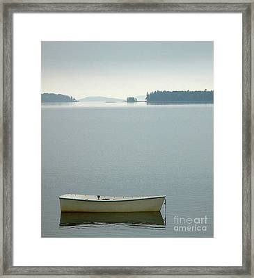 Beyond Framed Print by Christopher Mace