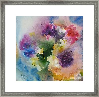 Beyond Compare Framed Print by Donna Acheson-Juillet