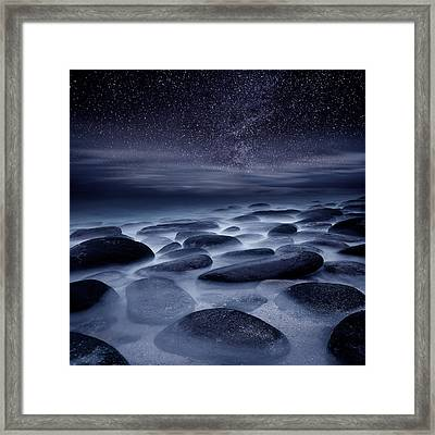 Beyond Our Imagination Framed Print