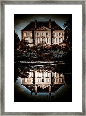Beyond The Mirror Framed Print by Loriental Photography