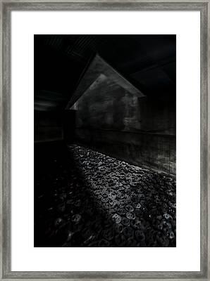 Beyond The Void Framed Print by Peter Benkmann
