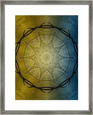 Beyond Time Framed Print by Tom Druin