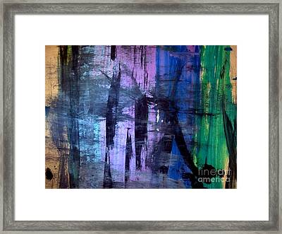 Beyond Framed Print by Trilby Cole