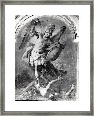 bEZEL Framed Print by Archangelus Gallery