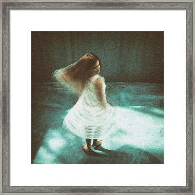 Bianca's Joy Framed Print