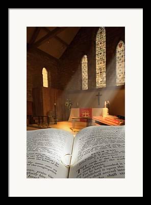 Moral Values Framed Prints
