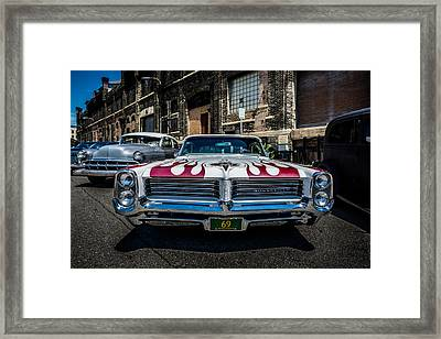 Big Bad Bonnie Framed Print by Randy Scherkenbach