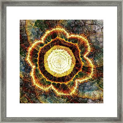 Big Bang Framed Print by Anastasiya Malakhova