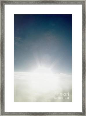 Big Bang Framed Print by Margie Hurwich