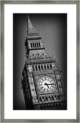 Big Ben 1 Framed Print
