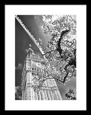 Londra Framed Prints