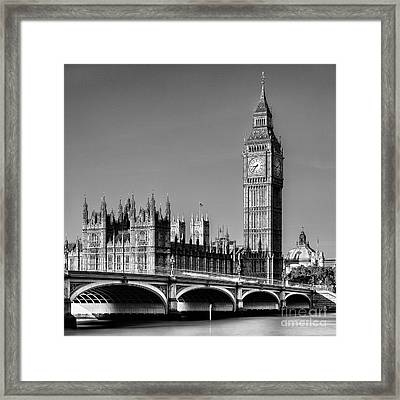 Big Ben Framed Print by John Farnan