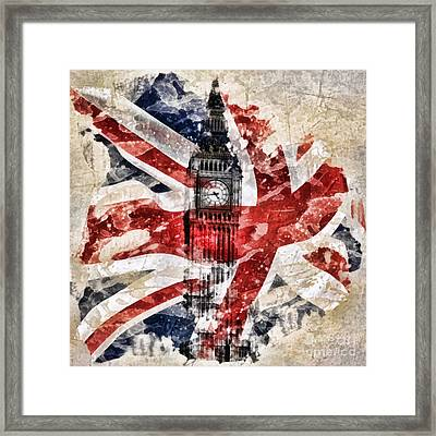 Big Ben Framed Print