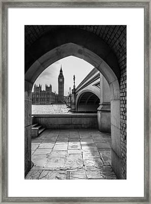 Big Ben Framed Print by Yuri Fineart