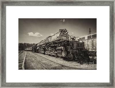 Big Boy  Framed Print