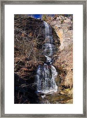 Big Bradley Falls 2 Framed Print by Chris Flees