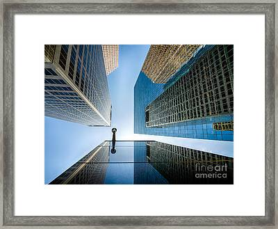 Big Brother Framed Print by Dee Zunker