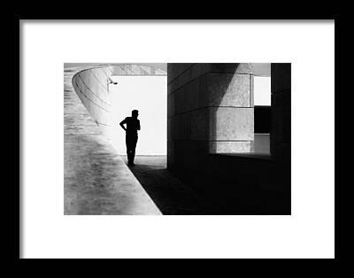 Surveillance Framed Prints