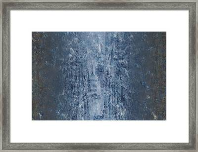 Big City Framed Print