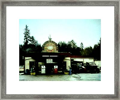 Big Eds Framed Print