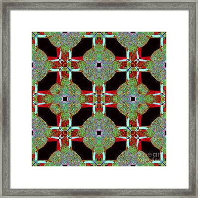 Big Elephant Abstract 20130201p0 Framed Print by Wingsdomain Art and Photography