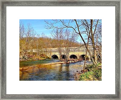 Big Gunpowder Framed Print